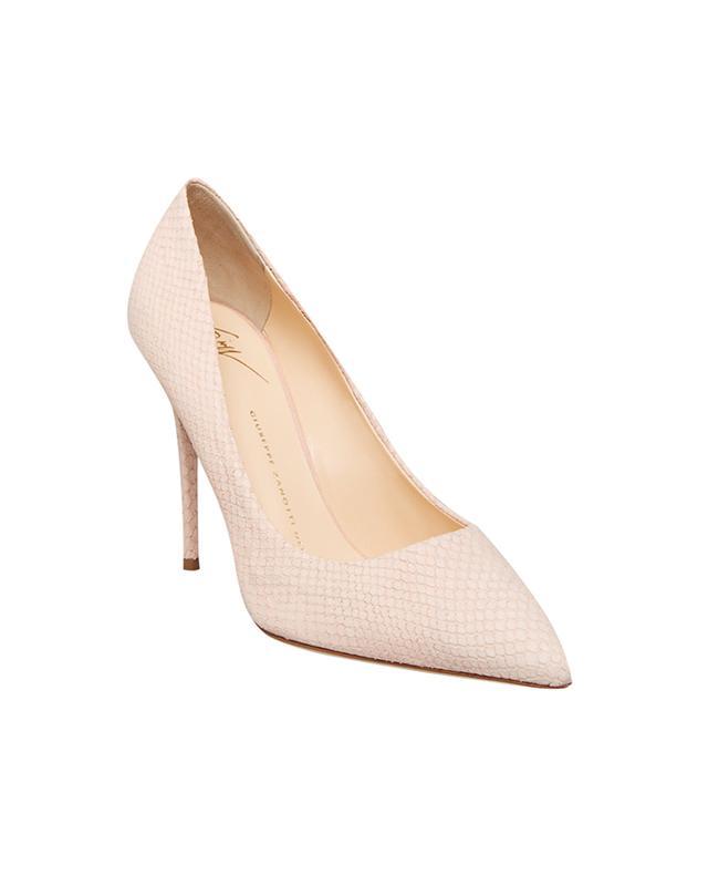 Giueseppe Zanotti Yvette High Heel Pointed Toe Pumps