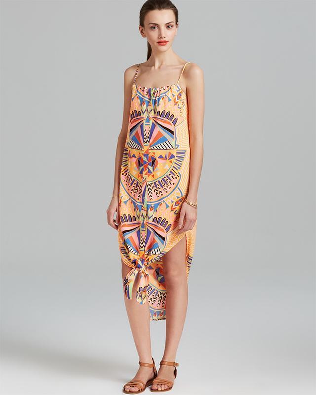Mara Hoffman Easy Printed Dress