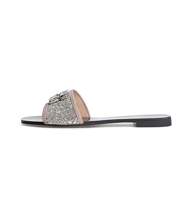 Zara Jeweled Sandals
