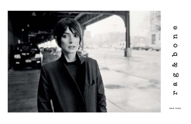 Winona Ryder Tapped For Rag & Bone Campaign