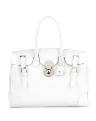 Ralph Lauren Large Ricky Satchel Bag