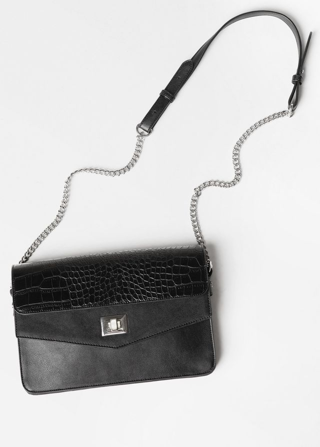 Mango Double Flap Bag