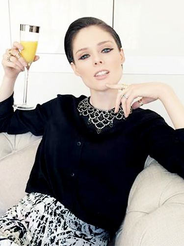 Exclusive: 9 Questions With Model Coco Rocha