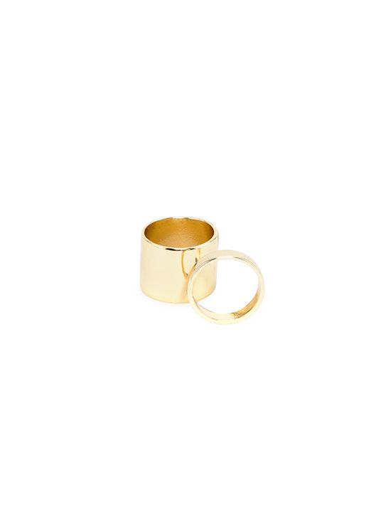Mango Double Ring