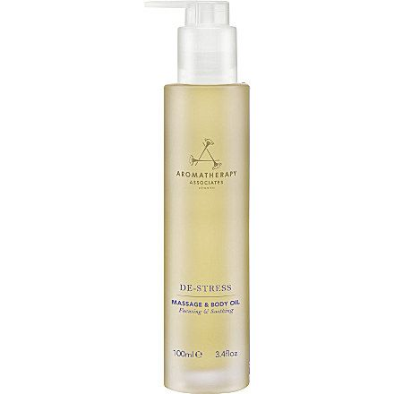 Aromatherapy Associates De-Stress Massage and Body Oil
