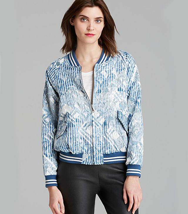 Marc by Marc Jacobs Matelasse Bomber