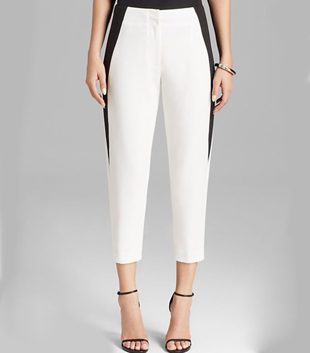 Yigal Azrouel Color Block Pants