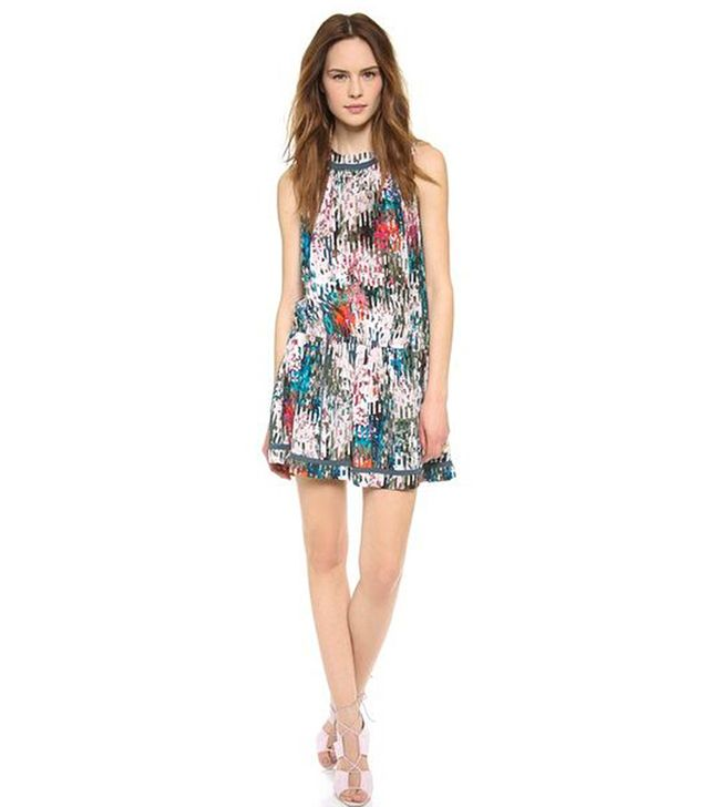 Elizabeth and James Carter Floral Dress