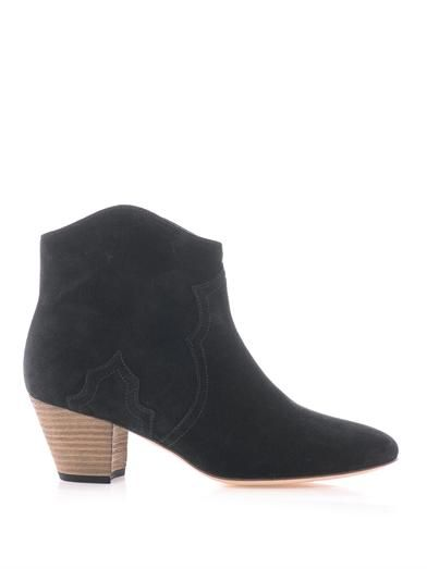 matchesfashion.com Dicker Suede Boots