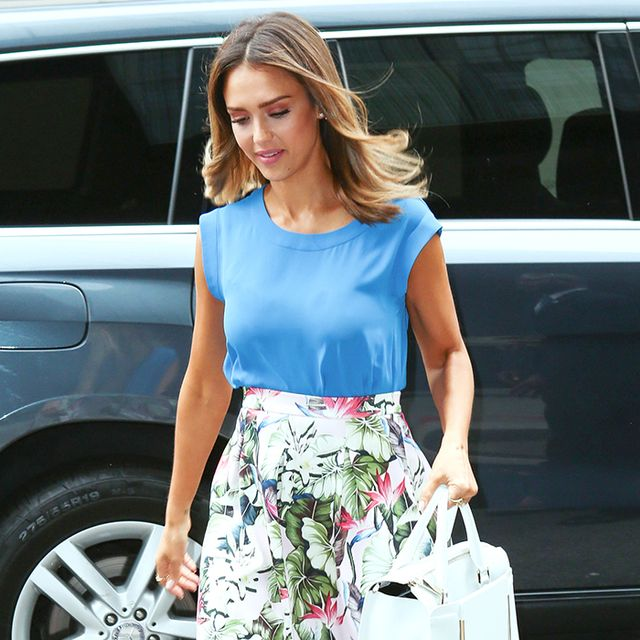 How To Wear A Full Skirt: The Trend Your Favorite Celebs All Love