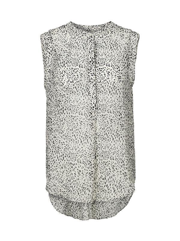 Inwear Gaine1 Sleeveless Sheer Shirt