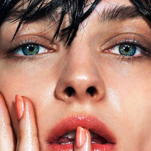 Slick Summer Beauty Inspiration From Vogue Japan