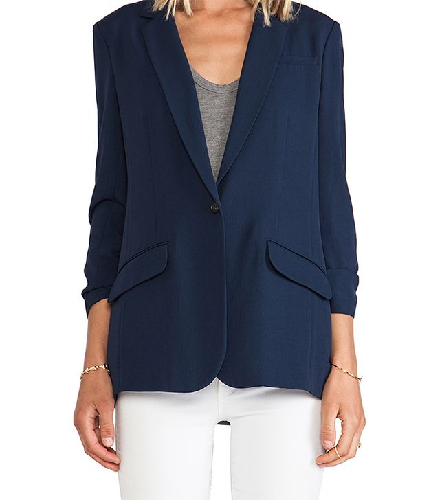 Elizabeth and James Relaxed Blazer