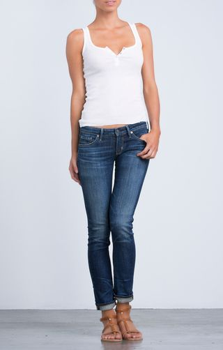 citizensofhumanity.com Racer Lowrise Skinny Jeans