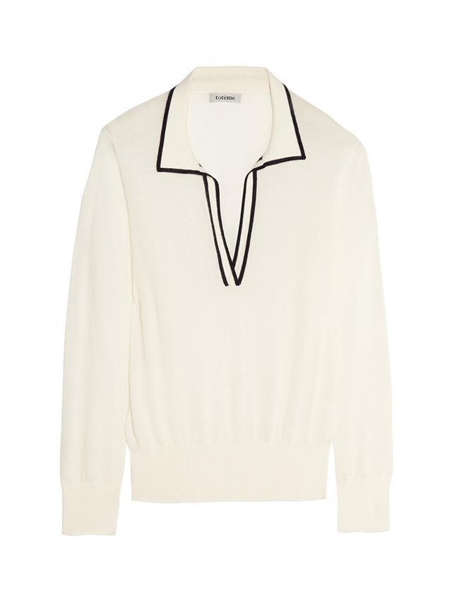 Toteme Rhones Cashmere Sweater