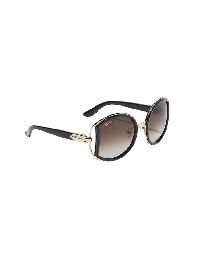 Salvatore Ferragamo Gafas Buckle Collection Sunglasses