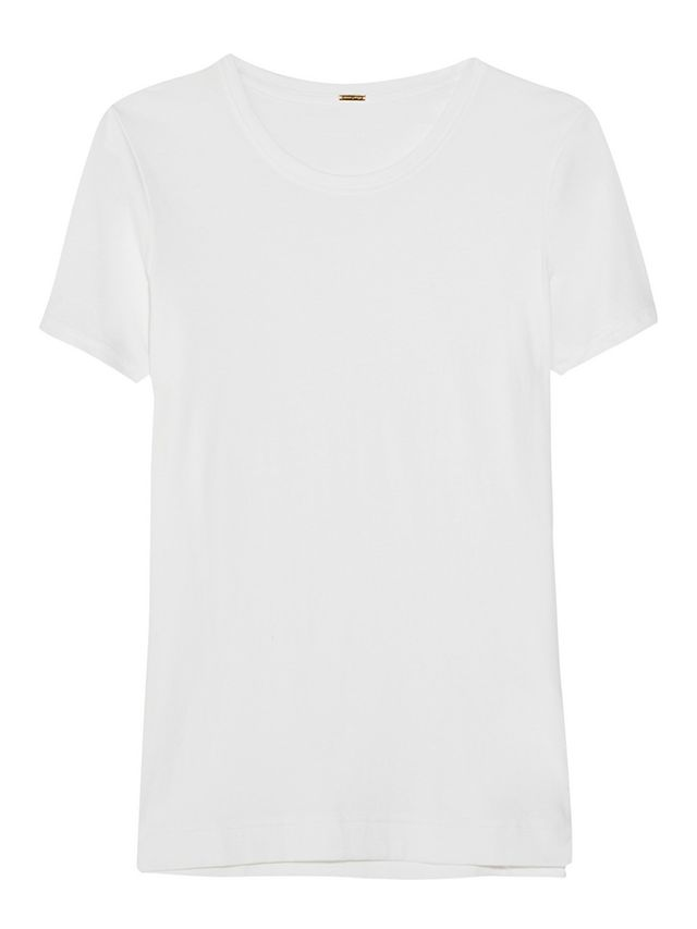 Adam Lippes Cotton T-Shirt