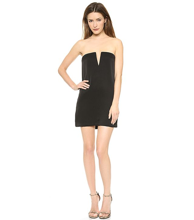 BCBGMAZAZRIA Nahara Strapless Dress