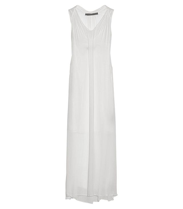 net-a-porter.com Gauze Maxi Dress