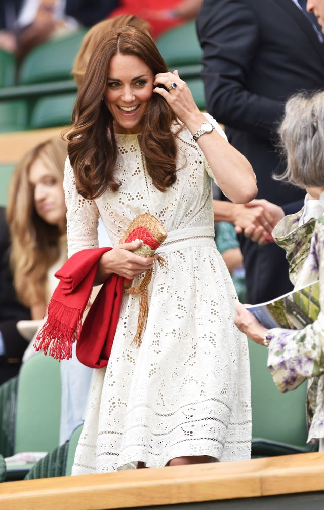 July 4th Outfit Inspiration, Courtesy Of Kate Middleton