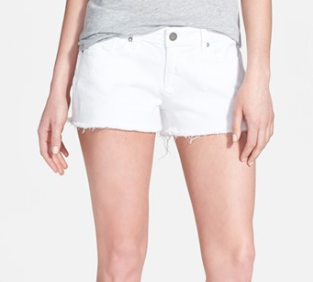Paige Denim Catalina Cutoff Shorts
