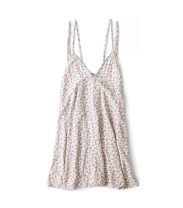 American Eagle Outfitters Don't Ask Why Slip Dress