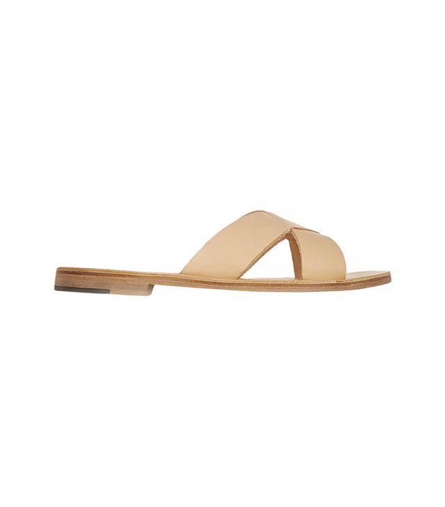 Álvaro Antonia Leather Sandals