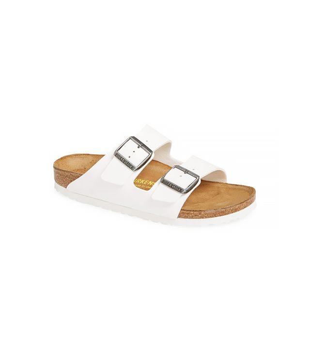 Birkenstock Arizona Faux Leather Sandals