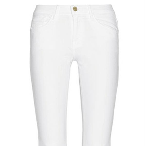 Frame Denim Le High Flare High-Rise Jeans