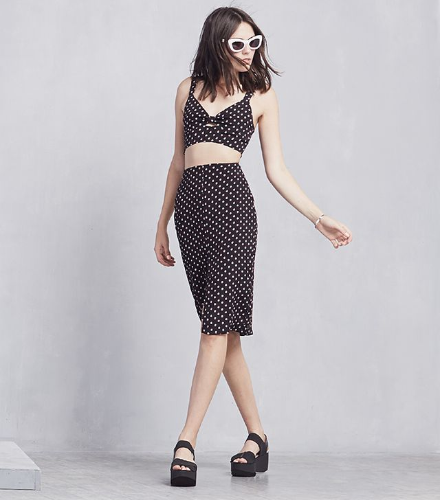 Reformation Clinton Two Piece