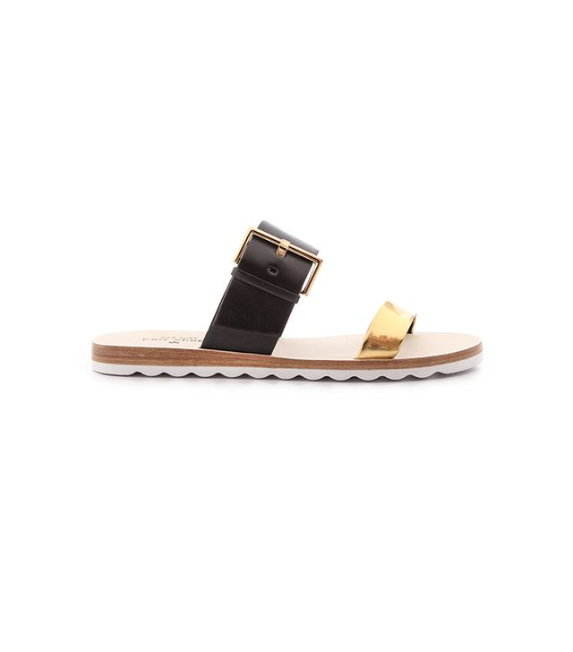 Kate Spade Attitude Two Band Sandals