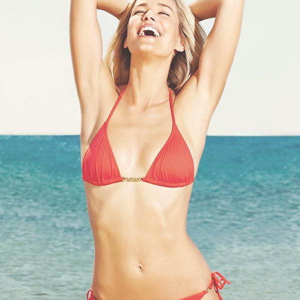 Elizabeth Hurley Pippa Bikini Top
