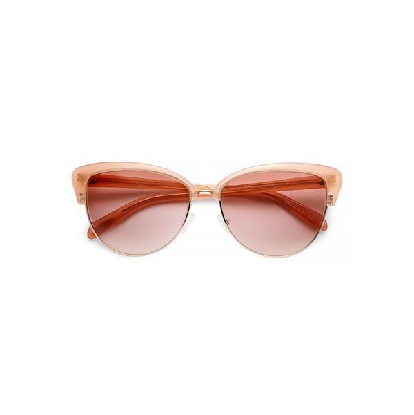 Oliver Peoples Alisha Oversized Cat-Eye Sunglasses