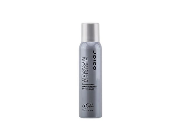 Joico's Humidity Blocker Finishing Spray