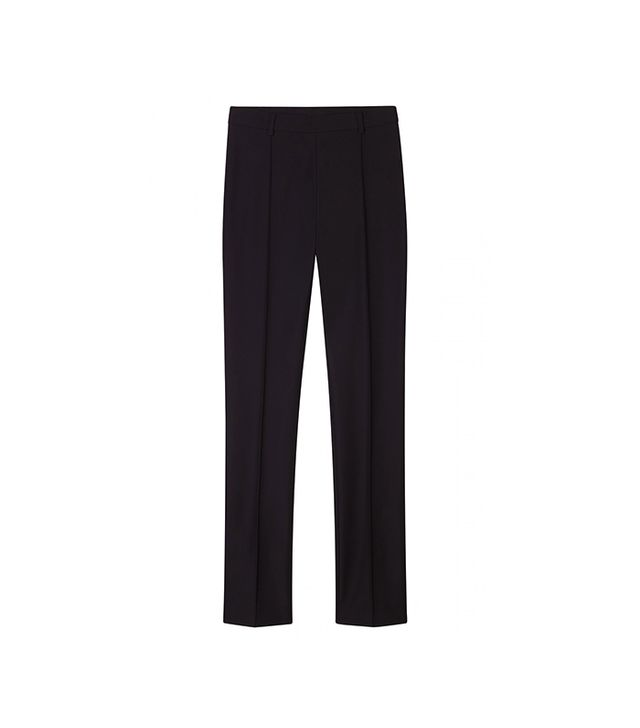 Sandro Pretty Single Pleat Trousers