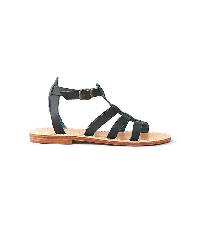 La Botte Gardiane Transat Leather Sandals