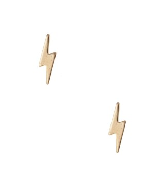 Bing Bang Lightning Bolt Studs