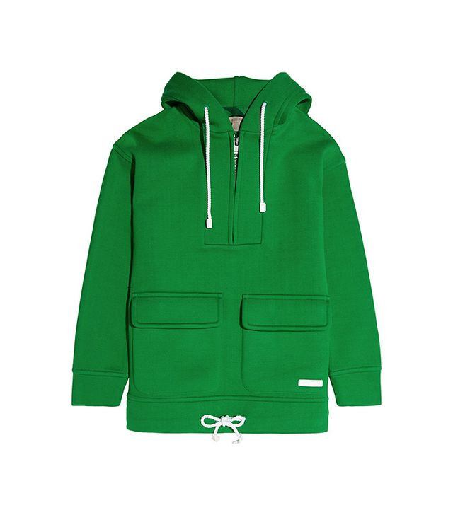 Burberry Brit Scuba Hooded Sweatshirt