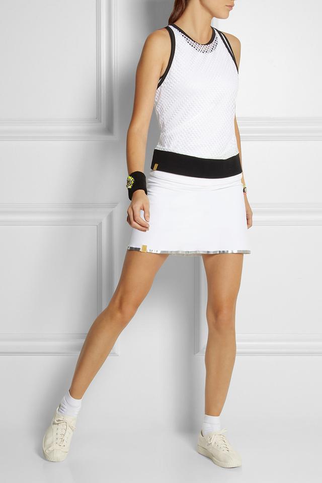 Monreal London Stretch-Jersey Mini Skirt