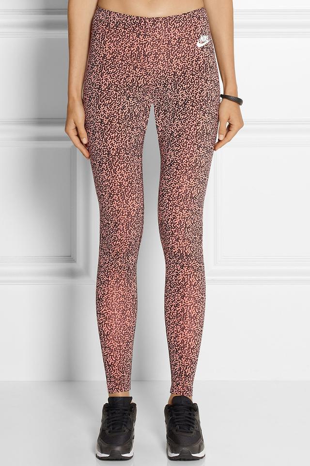 Nike Leopard Leggings