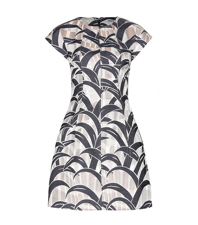 Kenzo Jacquard Dress