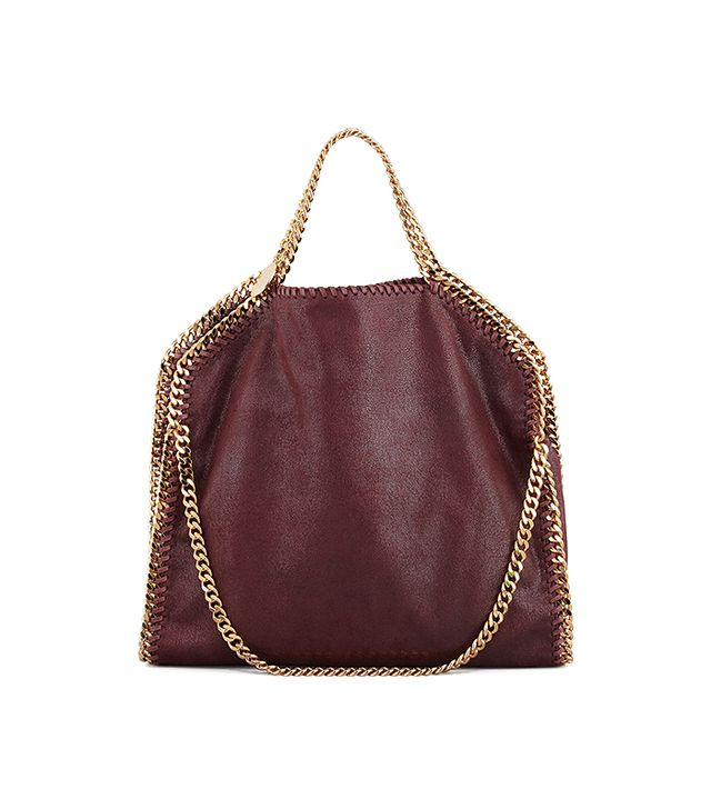 Stella McCartney Falabella Fold-Over Shoulder Bag