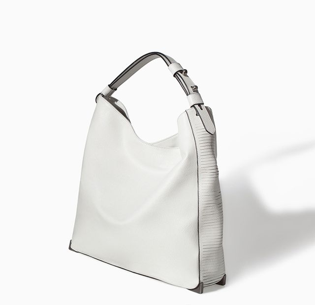 Zara Soft Bucket Bag