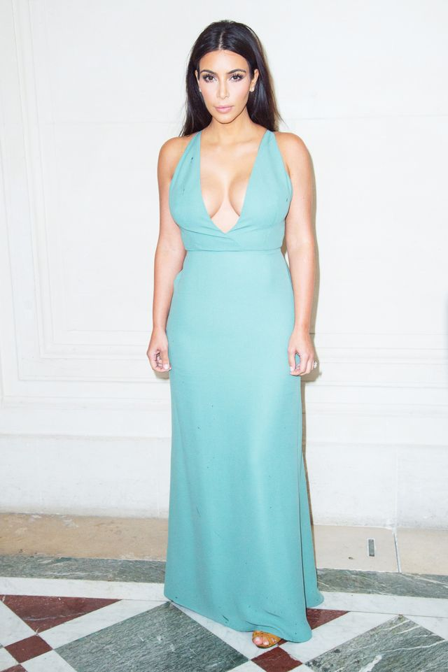 Kim Kardashian Talks Her Style: 'I Just Want To Be A MILF'