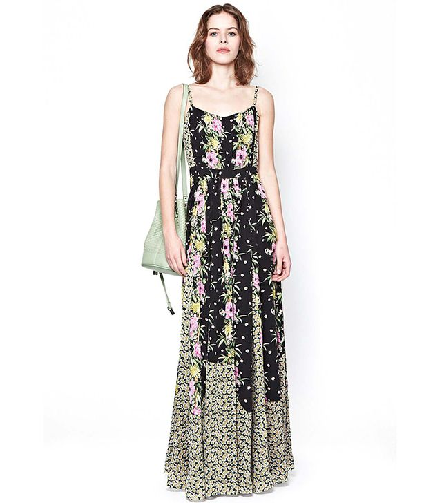 French Connection Desert Tropicana Maxi Dress