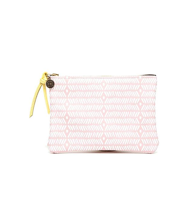 Falcon Wright Dash Print Zip Pouch