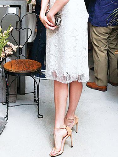 The Must-Have Shoe Of The Season: Stuart Weitzman's Nudist Sandals