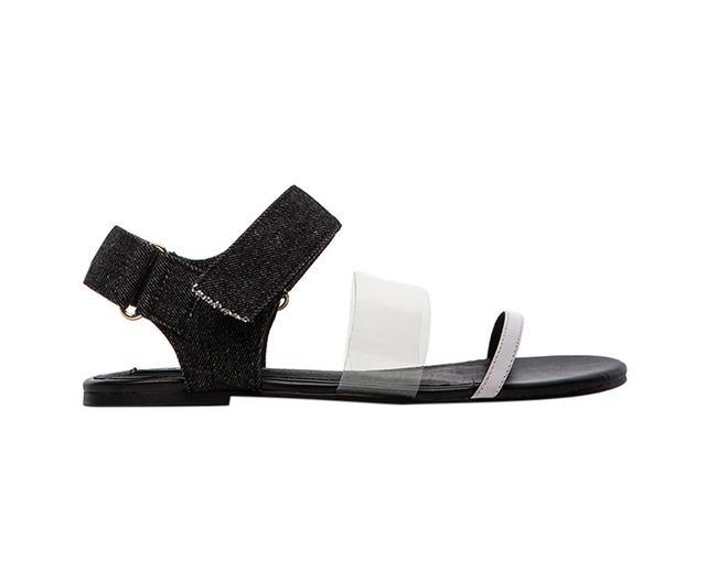 Cheap Monday Savior Velcro Sandals