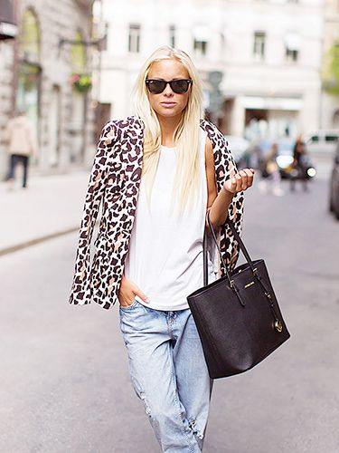 5 Chic Ways To Pull Off Leopard Print In The Summer