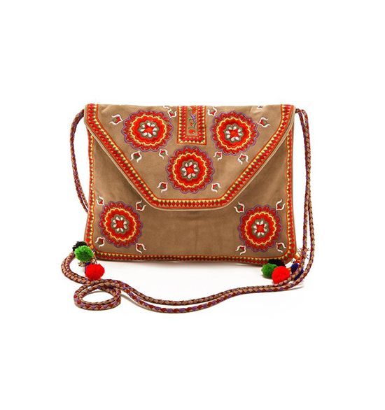 Antik Batik Badra Bag
